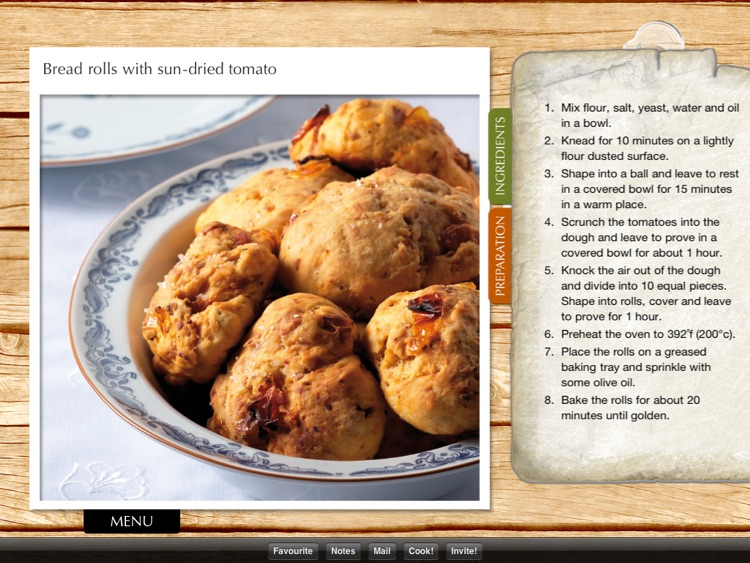 Italian Cookbook+ by Food4Friends