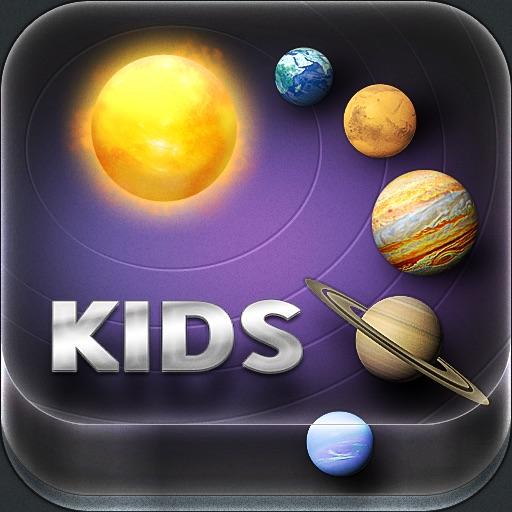 iLearn Solar System HD : Making Science Fun