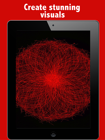 Atom Flow - Free Particle Visualizer | App Price Drops