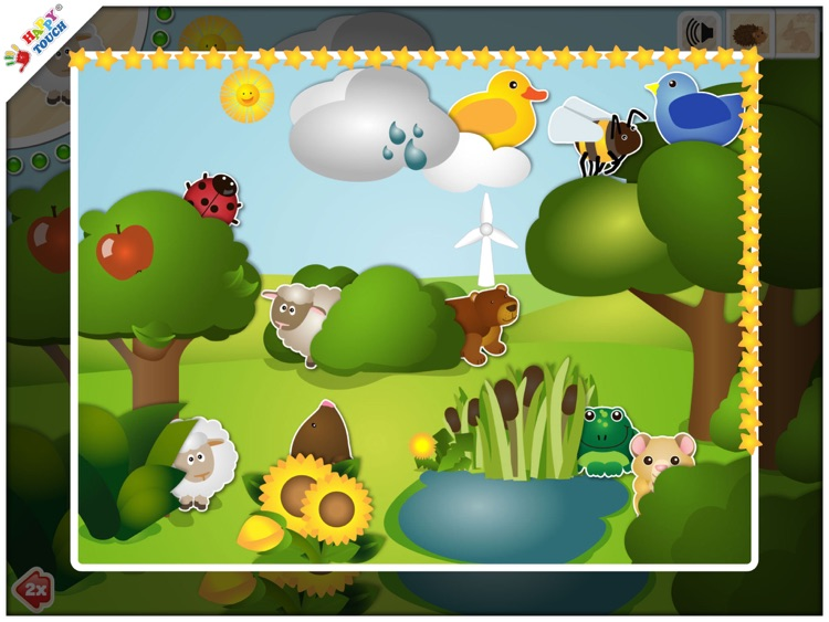 Animal Seek & Find (by Happy Touch) screenshot-4
