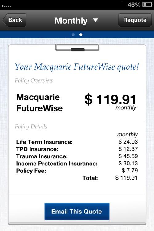 Macquarie Life - Life Insurance Quotes screenshot-4
