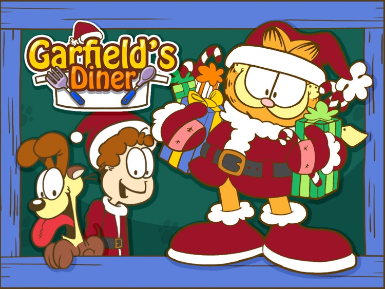 La fonda de Garfield HD