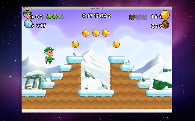 Lep's World 2 скриншот программы 3