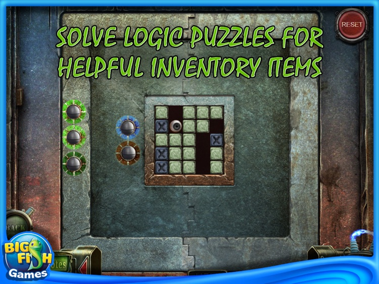 Haunted Halls: Green Hills Sanitarium Collector's Edition HD screenshot-3