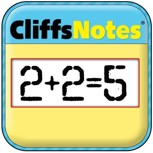 1984 - CliffsNotes icon