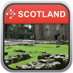 Offline Map Scotland: City Navigator Maps