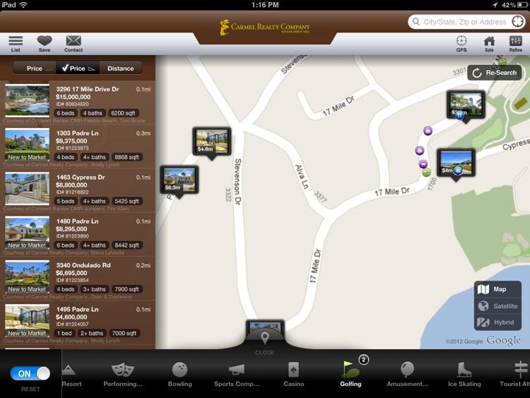 Carmel Realty for iPad screenshot-3