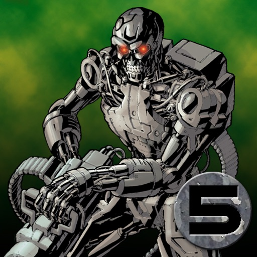 Terminator: Salvation #5 icon
