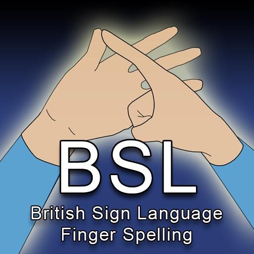 British Sign Language  - Finger Spelling