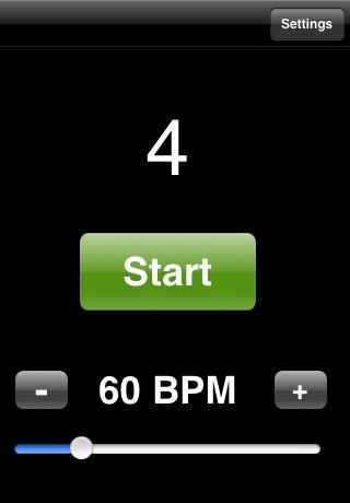 BeatDown Metronome