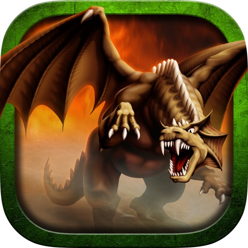 Dragon Fight - Best Fantasy Defense Games icon