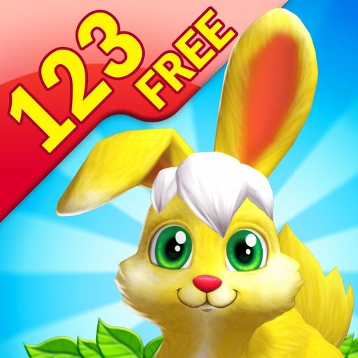 Bunny Math Race FREE