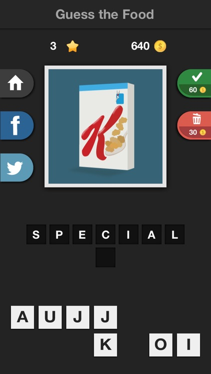 Icontrivia : Guess the Food