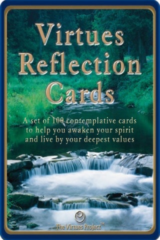 Virtues Reflection Cards