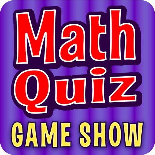 Math Quiz Game Show - Gr. 4-6