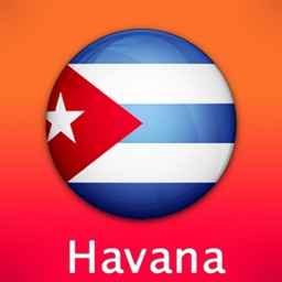 Havana Travel Map (Cuba)