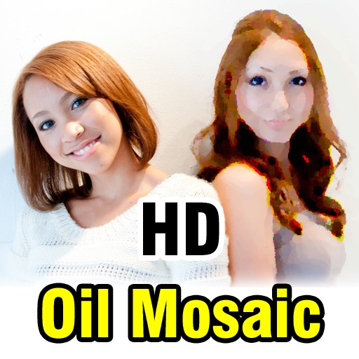 Oil Mosaic HD