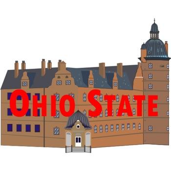 Ohio State University Campus Map