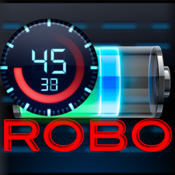 Ícone do app ROBO Charger