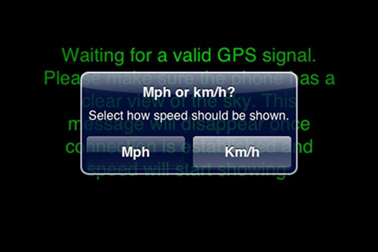 Speedometer HUD screenshot-4