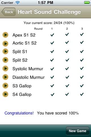 Heart Sound Challenge screenshot-3