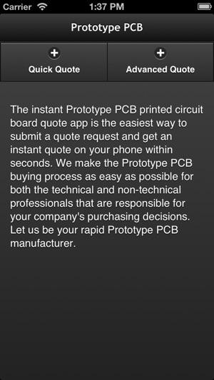 Protoype PCB App Store'da