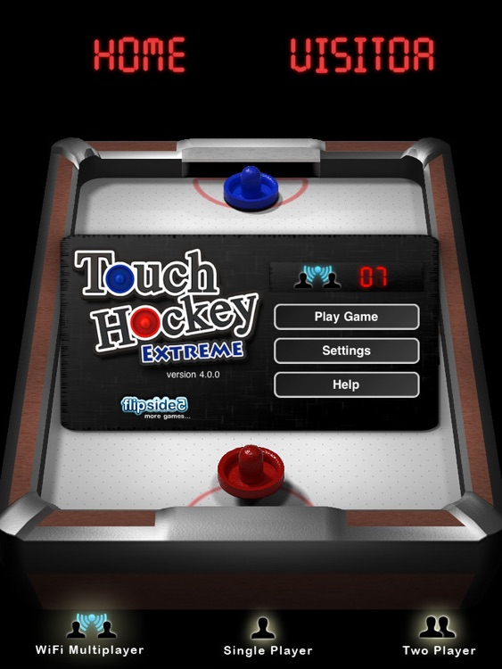 Touch Hockey Extreme: FS5 screenshot-0