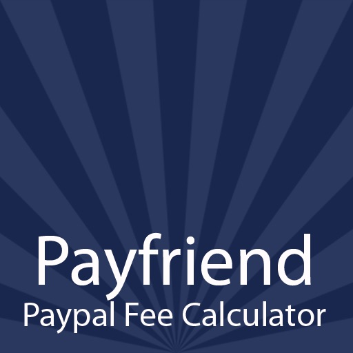 Payfriend - UK Paypal fee calculator