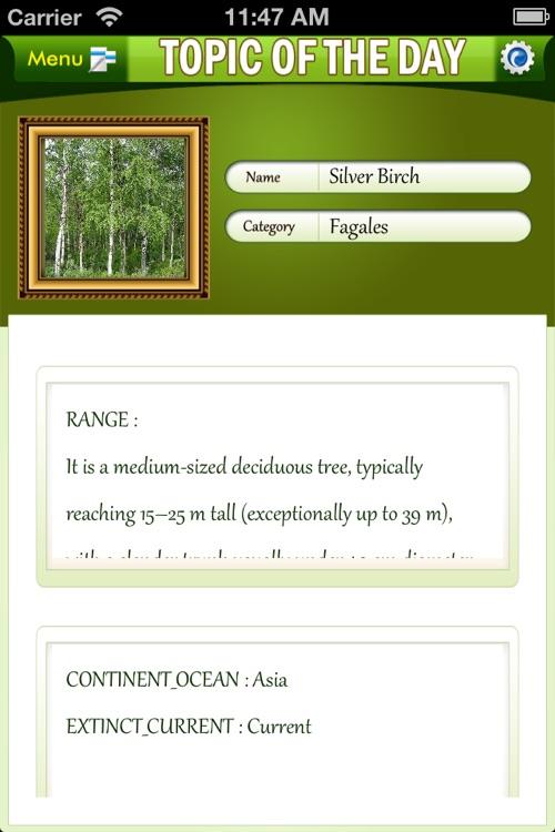 Trees Atlas