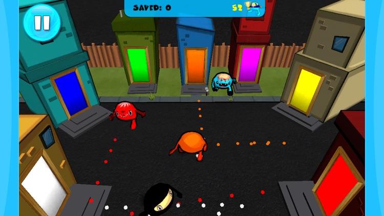 Monsters Incoming! screenshot-4