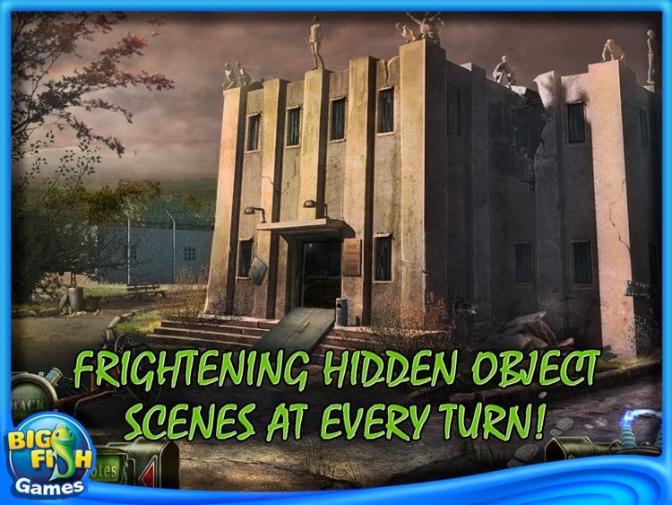 Haunted Halls: Green Hills Sanitarium Collector's Edition HD screenshot-4