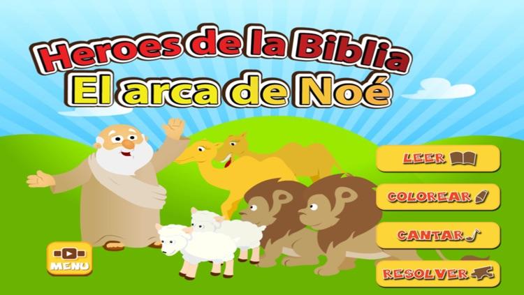 Heroes de la Biblia: El arca de Noé