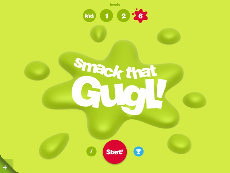 Smack that Gugl for iPad