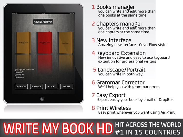Write My Book HD 2