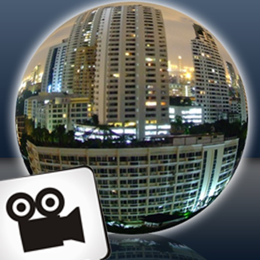 Video FishEye icon
