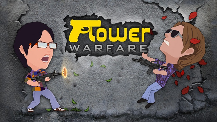 Flower Warfare: The Game