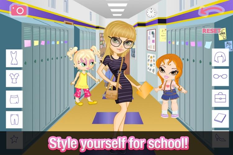 Dress Up! Back to School screenshot-3