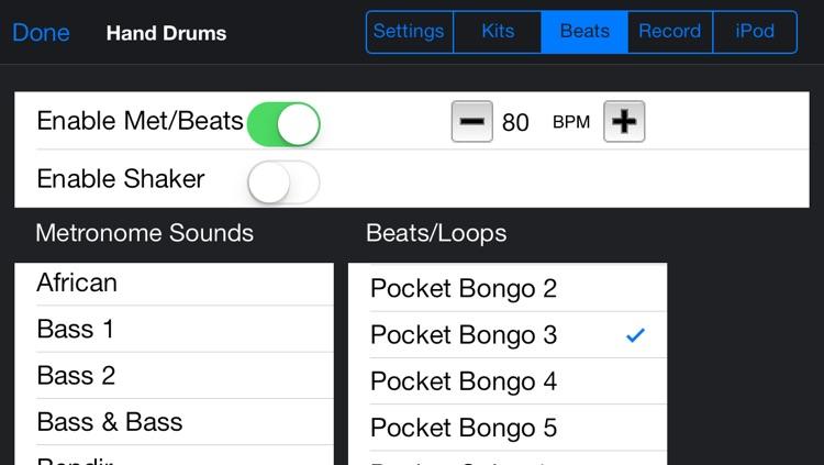 Hand Drums screenshot-4