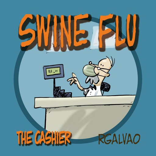 Swine Flu Comics