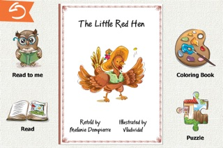 Read and Play: Stories, Puzzles and Coloring Books for KidsScreenshot of 2