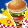 モンスターハンバーガー