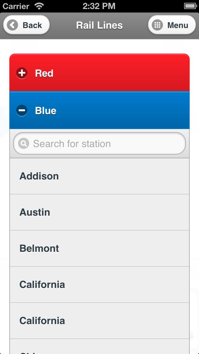 Chicago Transit screenshot one