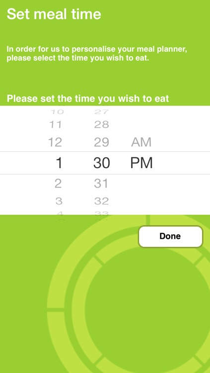 Meal Planner & Cooking Time Schedule for Roasts screenshot-3