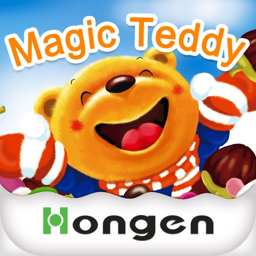 Magic Teddy English for Kids -- I Have More