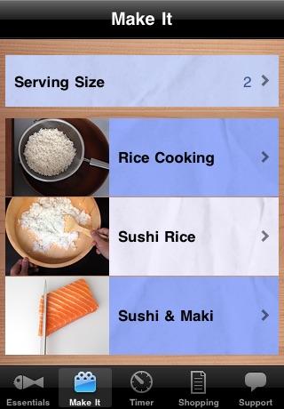 Sushi & Maki screenshot-3