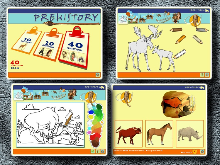 The History Of Mankind - Prehistory screenshot-4