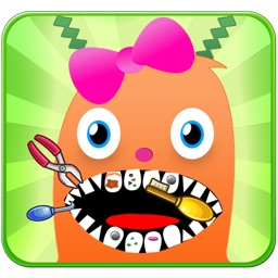Alien Dentist Office - Free Kids Games