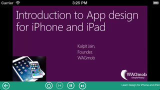Learn App Design, Development and Marketing for iPhone and iPad screenshot four