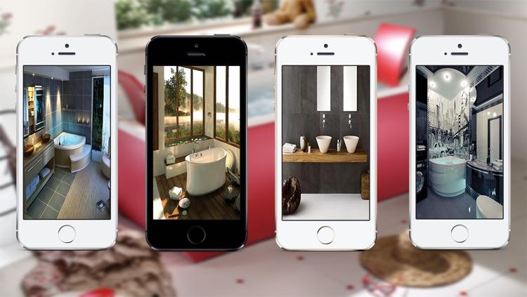 Stunning Bathroom Design Ideas screenshot-3