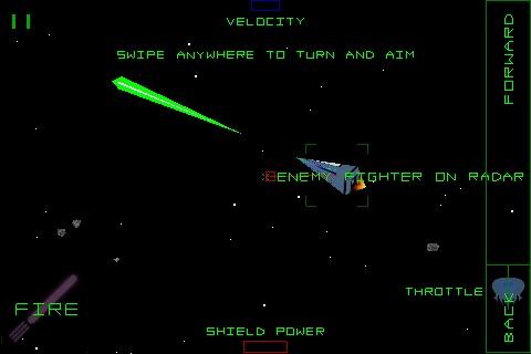 3D Space Combat: Battle for Vesta